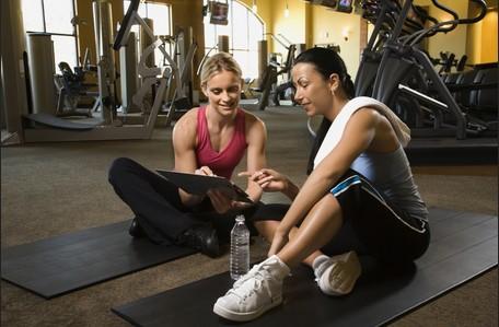 健身教练培训的课堂教学中